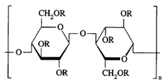 Excipa: hypromellose chemical structure characterization